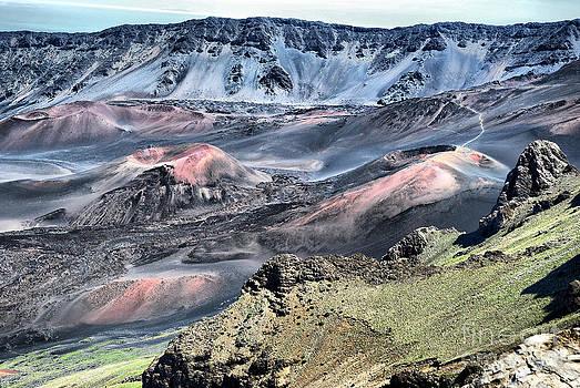 Haleakala crater HDR 3 by John Kenolio