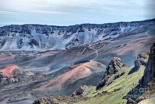 Haleakala HDR 2 by John Kenolio