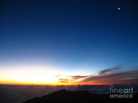 Christine Stack - Haleakala Sunrise