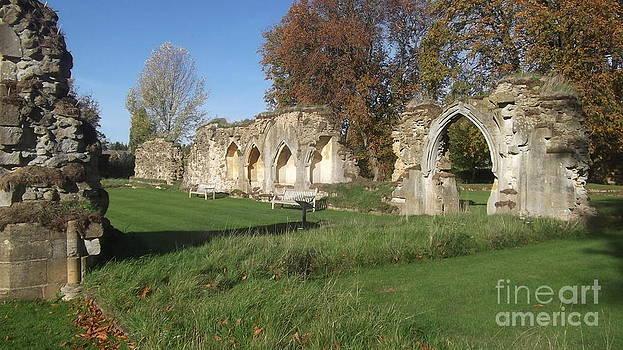 Hales Abbey3 by John Williams