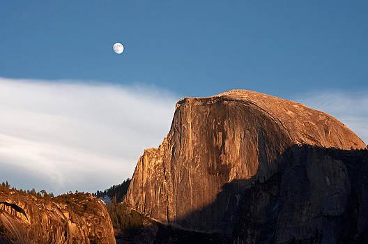 Dana Sohr - Half Dome - Yosemite