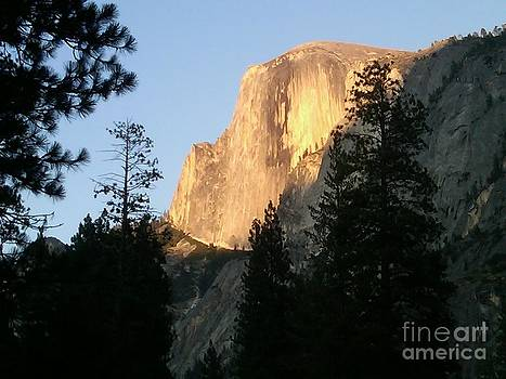 DJ Laughlin - Half Dome Glows
