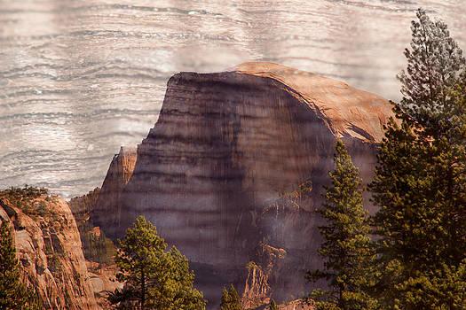 Randall Branham - half dome photoart texture