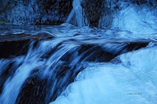 Donna Blackhall - Half Frozen
