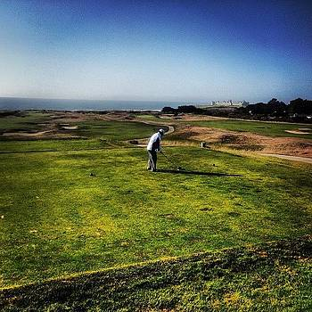 Half Moon Bay, Ocean Course by Michael Sitzman