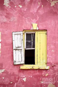 Oscar Gutierrez - Half Open Window