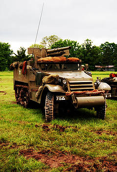 Half- Track by Jame Hayes
