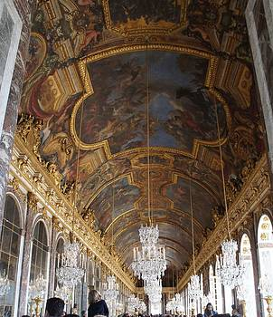 Hall of MirrorsVersailles by Kristine Bogdanovich