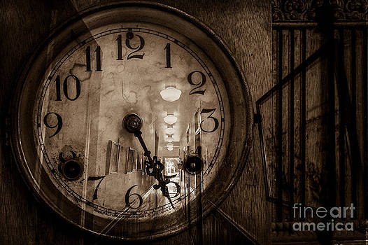 Hall of Time by Pam Vick