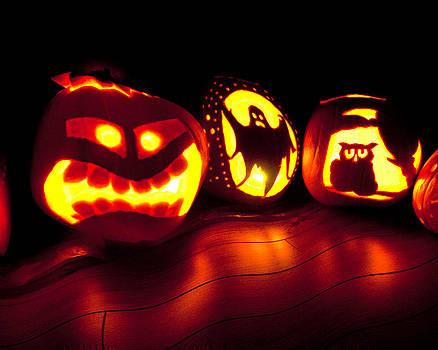 Halloween by Allan MacDonald