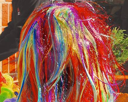 Halloween Hair by Larry Bodinson