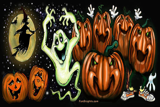 Halloween by Kevin Middleton