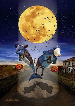 Halloween - Last Stop? by Douglas Martin