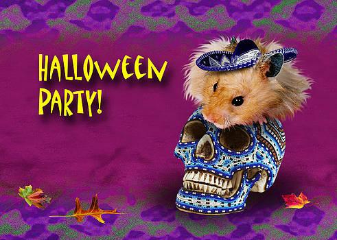 Jeanette K - Halloween Party Hamster