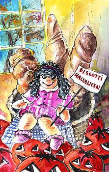 Miki De Goodaboom - Halloween Party in A Bergamo Bakery