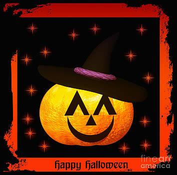 Eva Thomas - Halloween Pumpkin