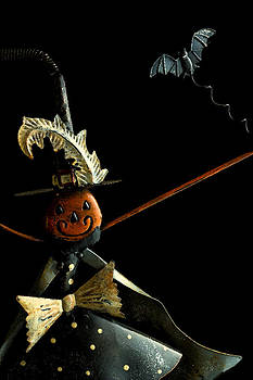 Halloween Witch by Bailey and Huddleston