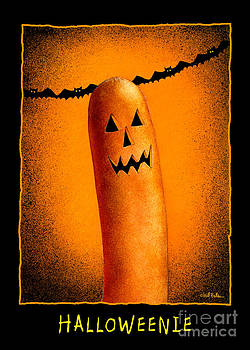 Will Bullas - Halloweenie...