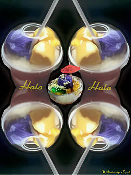 Halo Halo Desert by Withintensity  Touch