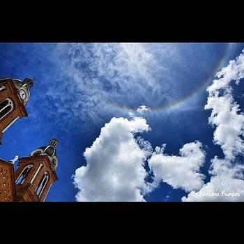 Halo Solar. consiste En Un Arco O Una by Katalina Fuentes