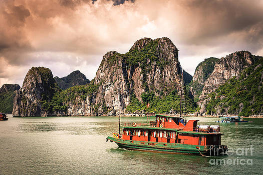Fototrav Print - Halong Bay Cruise