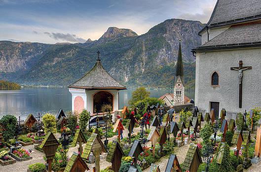 Matt Swinden - Halstat Cemetery