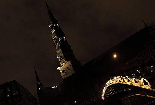 Hamburg by Aurica Voss