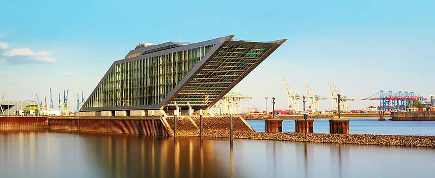 Hamburg Docklands by Marc Huebner