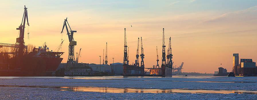 Hamburg Romanticism by Marc Huebner