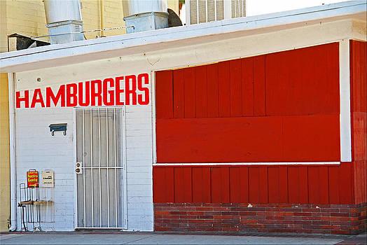 Hamburger Joint by Chet King