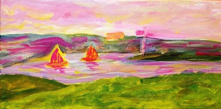 Hamilton Harbour by Rashne Baetz