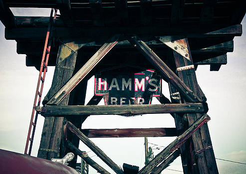 Hamm's Beer by Merrick Imagery