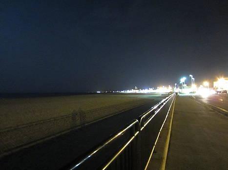 Hampton Beach by Jen Seel