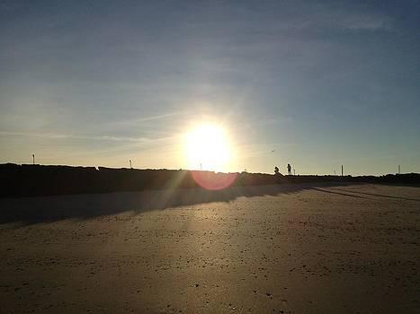 Hampton Beach by Lisa Lamir