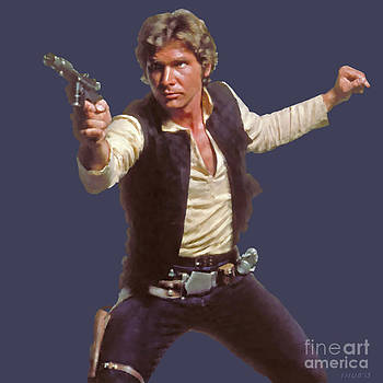 Han Solo by Stephen Shub