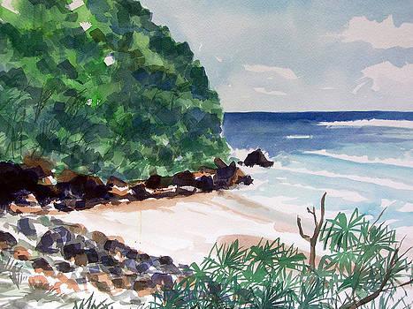 Hanakapiai by Jon Shepodd