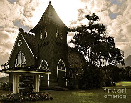Tracey McQuain - Hanalei Church