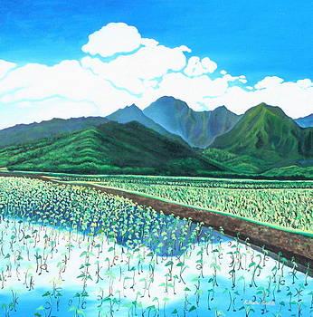 Hanalei Day by Kristine Mueller Griffith
