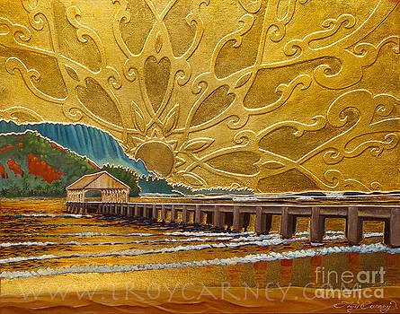Hanalei Splendor by Troy Carney