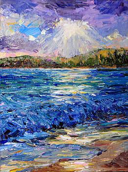 Hanalei Sunrise by Steven Boone