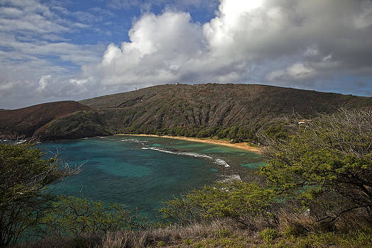 Hanauma bay by Ross Murphy