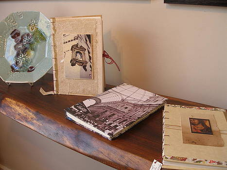 Handmade Journals by Christine Jewell