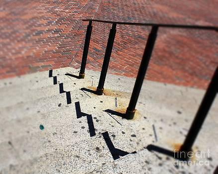 Handrail by Pamela Walters