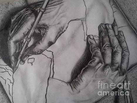 Hands by Ashish Nehe