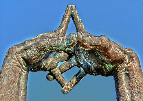 Hands by Carrie Cooper