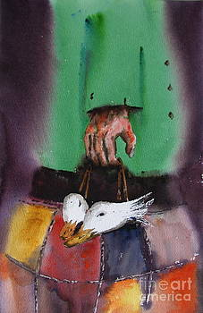 Val Byrne - Hanging  in