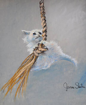 Hanging On by James Skiles