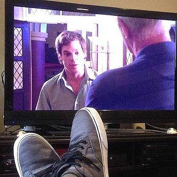 Hanging Out With Dexter. #dexter by Craig Kempf