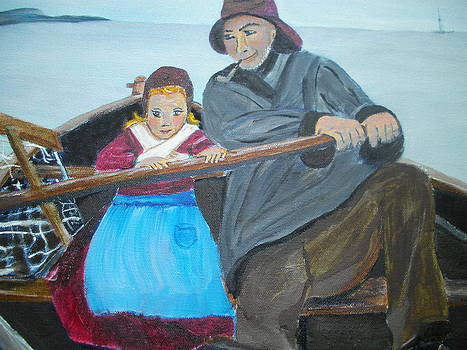 Hanging With Grandpa by Linda Bright Toth