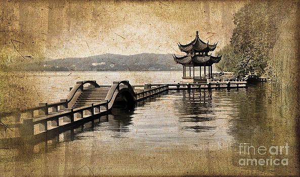Delphimages Photo Creations - Hangzhou lake